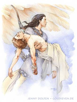 Hero: Fingon rescued Maedhros from Thangorodrim in an act of extreme daring